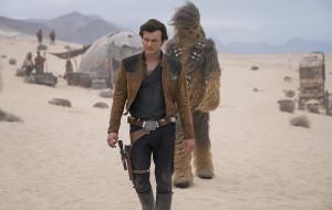 """Solowe początki. Recenzja filmu """"Han Solo: Gwiezdne wojny - historie"""""""