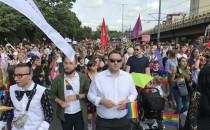Marsz Równości przeszedł przez centrum...