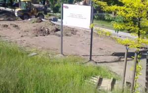 Prace przy parku Steffensów początkiem większych zmian?
