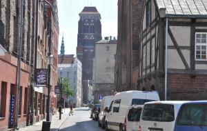 Sporo zmian w Śródmieściu Gdańska w czasie wakacji