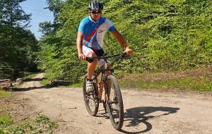 Przyrodniczy szlak rowerowy Pętla Lipno