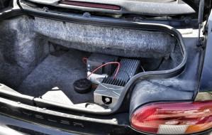 Ładowanie auta spalinowego jednak nie było udawane