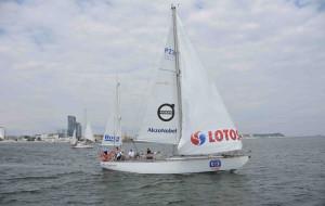 Trójmiejscy żeglarze w wyścigu legend Volvo Ocean Race