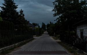 Ciemne ulice Wiczlina wreszcie rozbłysną
