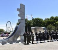 Odsłonięcie pomnika Polski Morskiej i parada z okazji święta Marynarki Wojennej