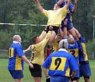 Rugby: Derby na remis