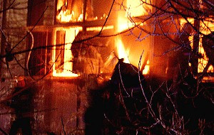 """""""Polifarb"""" w płomieniach"""