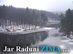Jar Raduni zimą; edycja 2