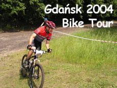 Bike Tour Gdańsk; 19.06.2004