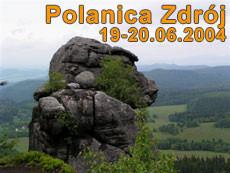 Bikemaraton, Polanica Zdrój, 19-20.06.2004