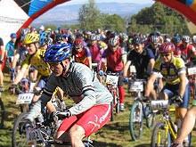 BikeMaraton; Przesieka; 18.09.2004