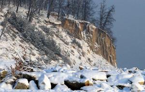 Gdynia: uwaga na klif
