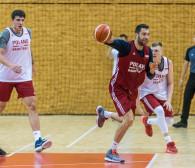 Gwiazdy NBA w meczu koszykarzy Polska - Litwa w Ergo Arenie