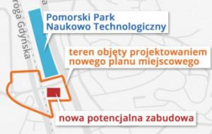 Radni zgodzili się na 55-metrowy biurowiec w Redłowie