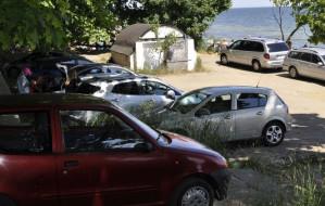 Kierowcy już nie zaparkują w weekendy przy plaży w Orłowie