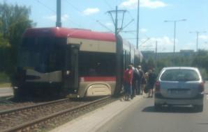 Sześcioro poturbowanych w wykolejeniu tramwaju na Przymorzu