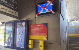 Wrzeszcz wciąż bez elektronicznych zapowiedzi pociągów