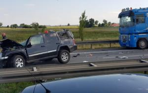 Śmiertelny wypadek na obwodnicy południowej. Trasa S7 już otwarta