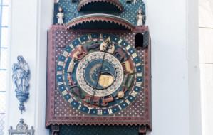 Rekonstrukcja zegara astronomicznego w bazylice Mariackiej
