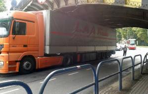 Jak zabezpieczyć wiadukt na Hallera przed ciężarówkami?