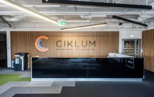 Trójmiejskie Biura: jak wygląda wnętrze Ciklum?