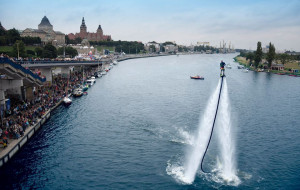 Dwie duże imprezy w Gdańsku: Water Show i Runmageddon
