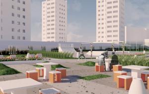 Gdynia: tak mogło zmienić się boisko przy al. Piłsudskiego
