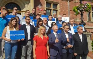 Kandydaci na prezydenta Gdańska prezentują swoje programy