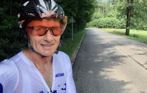 Dariusz Drapella: 60-latek w drodze po mistrzostwo świata w triathlonie