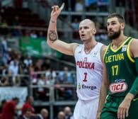 Kadra koszykarzy trenuje w Ergo Arenie w niepełnym składzie