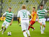 Piłkarz Lechii Gdańsk postawił na sport. Mateusz Sopoćko: Drogi się otwierają