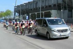 Kibicuj kolarzom na ulicach Gdyni w weekend