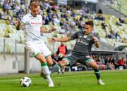 Lechia Gdańsk - Karpaty Lwów 0:1. Eksperymenty kadrowe