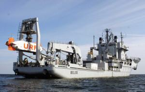 Jak przebiega ratowanie załóg okrętów podwodnych