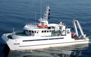 Pływające laboratorium Instytutu Morskiego po remoncie
