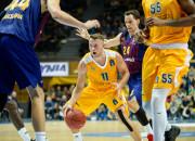 Arka Gdynia uczyła się koszykówki od Barcelony. Uhonorowano trzech zawodników