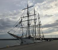 Stuletni żaglowiec zostaje w Gdyni co najmniej do niedzieli