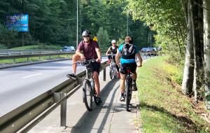 Nie będzie drogi rowerowej na Słowackiego
