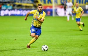 Arka Gdynia - Lech Poznań 1:0. Pierwsze zwycięstwo u siebie w sezonie