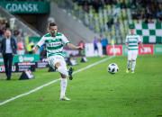 Lechia Gdańsk - Zagłębie Lubin od 3:0 do 3:3. Hat-trick Artura Sobiecha