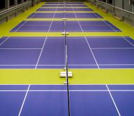 Zagraj na nowych kortach w turnieju badmintona