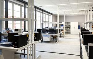Nowe laboratorium i miejsce relaksu dla studentów za 2 mln zł