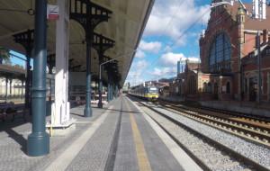 Półmetek remontu stacji Gdańsk Główny