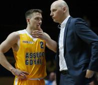 Koszykarze Arki Gdynia zaczynają Eurocup. Na start jeden z gigantów