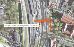 Wreszcie otwarty tunel przy Forum Gdańsk