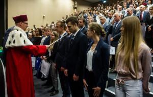 Trójmiejskie uczelnie inaugurują rok akademicki