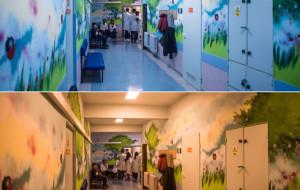 Światło poprawi komfort pacjentów w UCK