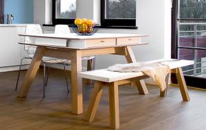 Stół. Centrum domowego życia