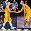 Koszykarze Arki Gdynia pokonali mistrza Polski. Świetny atak żółto-niebieskich