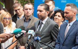 Karol Spieglanin rezygnuje ze starań o wiceprezydenturę